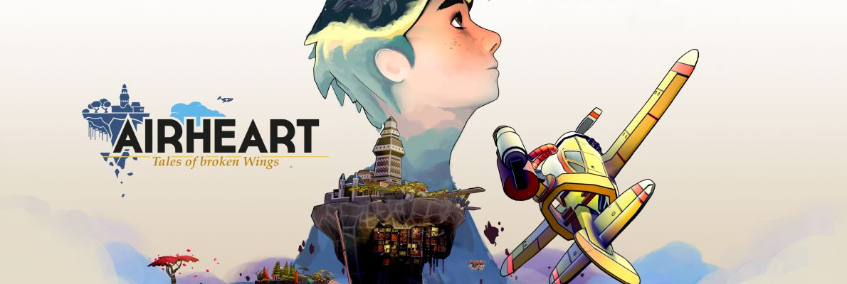 Airheart: Tales of Broken Wings (PC, PS4)