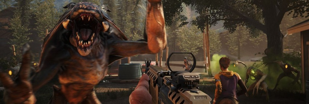 Earthfall (Xbox One, Video)