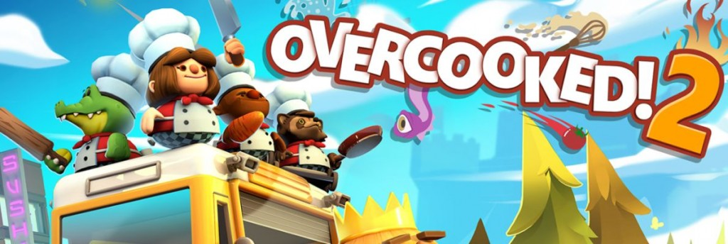 Overcooked 2 (Xbox One, Video)