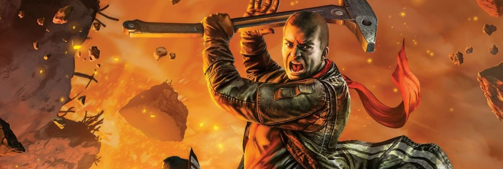 Red Faction Guerrilla Re-Mars-tered (Xbox One, Video)
