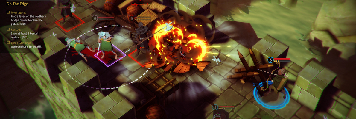 Sword Legacy: Omen (PC)