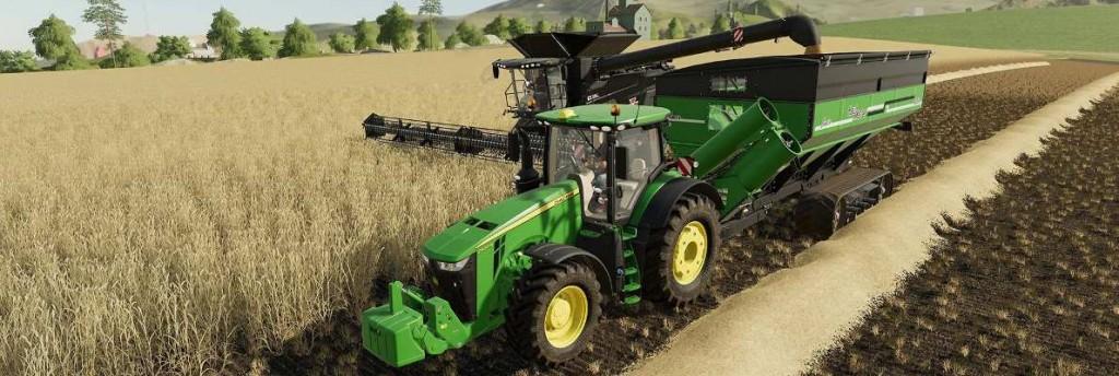 Farming Simulator 19 (PC, Video)