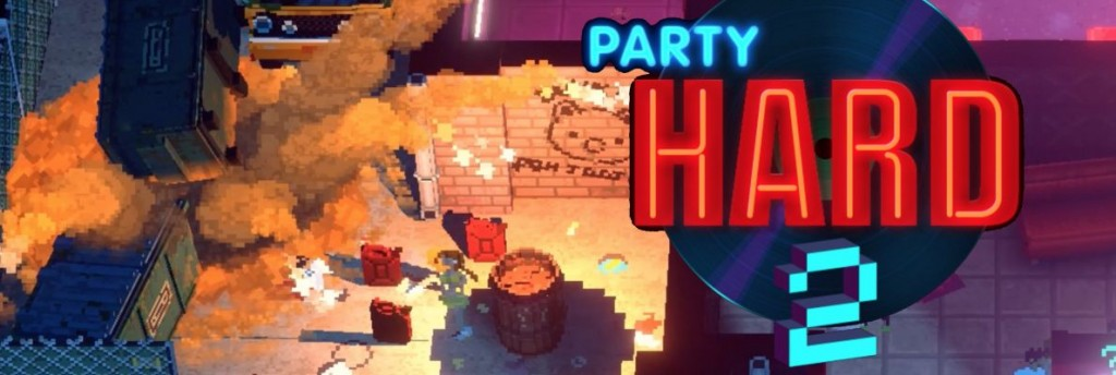 Party Hard 2 (PC, Video)
